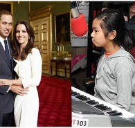 Filipina YouTube sensation Maria Aragon is set to perform in front of Prince William and Kate Middleton during the celebration of Canada's 144th birthday on July 1. The royal couple's visit to Canada marks their first official trip as Duke and Duchess of Cambridge. They […]