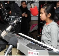 YouTube sensation Maria Aragon is in town. The 10-year-old singer arrived in the country last July 20 with her mother and three siblings for a two-month vacation and to visit the hometown of her mother in OrmocCity, Leyte. Her first live local appearance was via […]