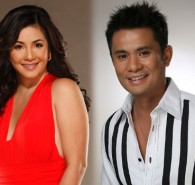 Showbiz power couple Ogie Alcasid and Regine Velasquez has named their firstborn Nathaniel James. Regine, 41, gave birth through cesarean section Tuesday night. According to husband Ogie, his son was born 7:47 p.m. and weighed 4.4 pounds.