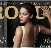 "Dressed in white one-piece swimsuit-like attire, KC Concepcion posed with her back to the camera while looking over her shoulder. By her feet were her pet ball python named Coco and a wooden bust of a man. The ""daring"" cover photo on Rogue Magazine's January-February […]"