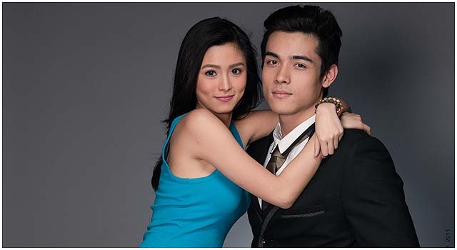 Young actor Xian Lim said he wishes to continue seeing co-star Kim