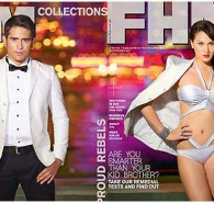 "The FHM Philippines' September 2012 issue features actress Melissa Ricks and premier leading man Gerald Anderson. The 22-year old Ricks, one of the casts of ABS-CBN's hit series ""Walang Hanggan"" and a Star Circle Quest alumna wore a white two-piece swimsuit for the popular men's […]"