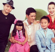 "The 39th Metro Manila Film Festival (MMFF) scheduled this December 2013 will feature a movie starring three child stars. The OctoArts/MZET/APT/Kris Aquino-produced film ""My Little Bossing"" stars new child wonder Ryzza Mae Dizon, Kris' son Bimby Yap, as well as former child superstar and now […]"