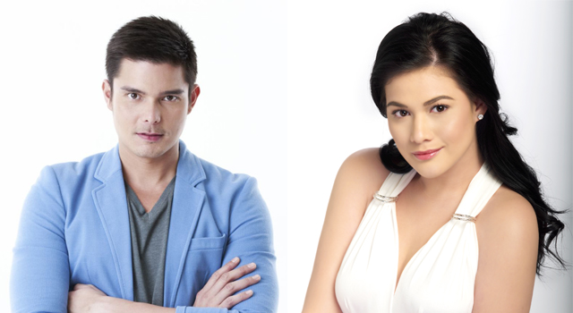 Bea Alonzo stars with Dingdong Dantes in a romantic comedy movie
