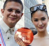 "Actress Heart Evangelista reacted to an Instagram photo of a diamond ring captioned ""life changing trip"" which was posted recently. The Kapuso actress clarified that she is not engaged to her boyfriend, Senator Chiz Escudero, and that she got the ring during her vacation with […]"