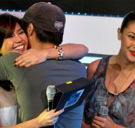 On wednesday night at Myx Music Awards 2014, Former lovers Kaye Abad and Chito Miranda drew loud cheers from the audience as they shared a tight embrace. Ms. Abad and fellow actress Ms. Jodi Sta. Maria were the presenters for the Favorite Group award which […]