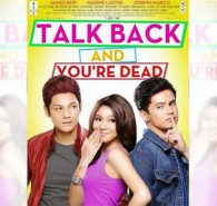 "Skylight and Viva Films brings to the big screen teen stars James Reid and Nadine Lustre in ""Talk Back & Your Dead"". The much awaited love story of the two young star is set to release in cinemas nationwide on August 20, which will mark […]"
