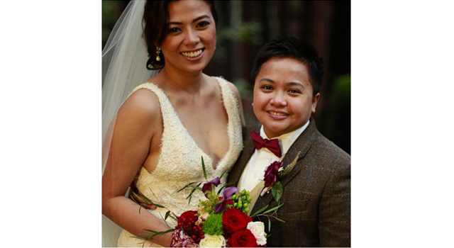 Aiza and Liza\'s wedding for the second time around