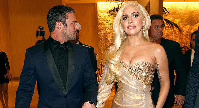 Who is lady gaga dating right now