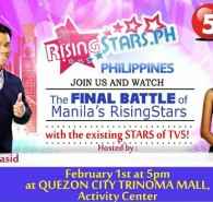 "Ogie Alcasid is both happy and proud hosting ""Rising Stars Philippines,"" TV 5's latest prime time offering. Dubbed as the competition for the selfie generation, the groundbreaking singing competition is a chance for homegrown talents to become the country's next musical sensation. Ogie claimed that […]"