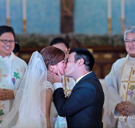 Kapamilya actor-dancer John Prats and actress-model Isabel Oli tied knot on May 16, 2015, Saturday at Nuestra Senora De La Soledad Parish in Tanauan, Batangas. John was teary-eyed as Isabel walked down the aisle. The groom wore a black tuxedo while the bride wore a […]