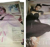 This photo of soon-to-be mommy Marian Rivera is circulating online. Our very own Kapuso Primetime Queen Marian Rivera was featured in the Malaysian local newspaper 'Metro Ahad' last Sunday, August 16. A shower of blessing continues to come for DongYan as the Pari 'Koy actor […]