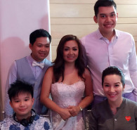 Last Tuesday, September 29, the Instagram account of the Queen of All Media was filled with a very emotional Bimby. Wearing a turquoise suit while attending a wedding ceremony in Tagaytay, Bimby was shown crying and being comforted by his mom and his brother Josh. […]