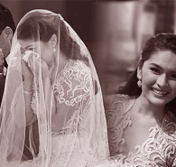 "After almost five years of dating, Vic Sotto, 61 weds ""Eat Bulaga!"" cohost Pauleen Luna, 27, on Saturday evening at St. James the Great Parish in Muntinlupa City. Vic and Pauleen donned creations by designer Francis Libiran. The stunning bride walked down the aisle as […]"