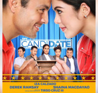 "A light romantic film titled ""My Candidate,"" stars Derek Ramsay, Iza Calzado, and Shaina Magdayao. The movie is considered very timely for the upcoming elections as it is set against a political background. In the movie, Derek plays Sonny Suarez, Shaina Magdayao essays the role […]"