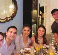"Former cast members of ""Thank God It's Sabado"" or popularly known as ""T.G.I.S."" recently held a mini reunion at restaurant Van Gogh is Bipolar. Anne Curtis, Aiza Marquez, Vanna Garcia, Chubi del Rosario, Yves Gonzales and JR Trinidad starred in the third batch of the […]"