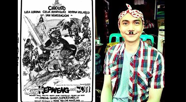 """Actor Vhong Navarro reenacts the role of the famous Filipino faith healer or albularyo in a new movie titled """"Mang Kepweng Returns."""" The Mang Kepweng character originated from a late 1970s comics strip by Al Magat and serialized in Tagalog Klasiks. He is a popular […]"""
