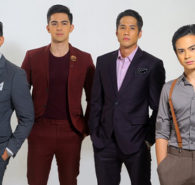 "Aljur Abrenica, Rocco Nacino, Derrick Monasterio, and Jake Vargas will be together for the first time in a major concert titled ""Oh, Boy!"" which promises a night full of fun and good music at the Music Museum 8 p.m. on Sept. 23, Friday. Aljur's initial […]"