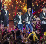 Niel Murillo, Russell Reyes, Ford Valencia, Tristan Ramirez, and Joao Constancia were named the winners of reality competition Pinoy Boyband Superstar on Sunday, December 11. They will be part of a boy band, called BoybandPH, under Star Magic. They also received P1 million each as […]