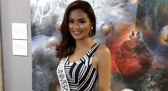 On the eve of the 65th Miss Universe pageant, former beauty titlists took time to give advice to Maxine Medina, the country's bet to the prestigious international beauty contest. Gloria Diaz, the 1969 titlist and the very first Filipino to win the Miss Universe crown, […]