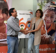 Volleyball star Gretchen Ho recently partnered with World Vision as ambassador for health and nutrition. The 27-year-old athlete who played college volleyball for the Ateneo Lady Eagles shared that she was honored to be given the opportunity to aid in World Vision's advocacy programs and […]