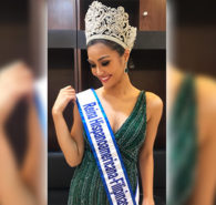 Filipina beauty Winwyn Marquez bested 26 other competitors to win the Reina Hispanoamericana 2017 title on Saturday night in Sta. Cruz, Bolivia. Marquez, the daughter of actors Joey Marquez and Alma Moreno, and niece of former Miss International Melanie Marquez, made history by being the […]