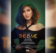 "Viva announced that Sarah Geronimo will set to conquer the stage again, titled ""This is Me"". It will be held at the Araneta Coliseum in Quezon City on April 14, 2018 to mark her 15th years in show business. The last time Sarah staged a […]"