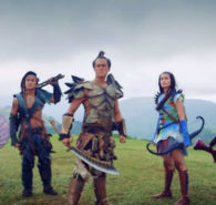 """Bagani"" is an upcoming drama fantasy series, starring Enrique Gil and Liza Soberano with Matteo Guidicelli, Sofia Andres and Makisig Morales. The first full trailer was released on Wednesday. A gorgeous-looking fantaserye glimpse of the epic battle sequences and features a pre-Spanish era in the […]"