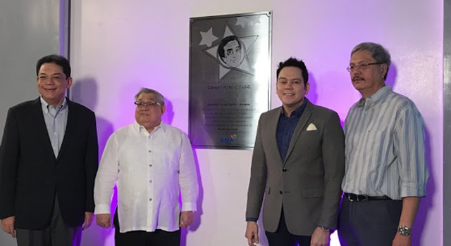 The new GMA studio was unveiled on the veteran star-builder's 85th birthday, during an event hosted by Kapuso actress Jackie Lou Blanco last Thursday in honor of the late Master Showman's contributions to the showbiz industry for almost 40 years. Federico, Kuya Germs' son, recalled […]