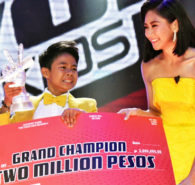 "Vanjoss Bayaban of coach Sarah Geronimo's team won the 4th season of ""The Voice Kids Philippines"" on Sunday, Nov. 3 at Resorts World Manila. The 12-year-old Vanjoss, who hails from Asingan, Pangasinan bested other contestants with the highest combined percentage of text and online votes, […]"